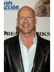 Bruce Willis Profile Photo