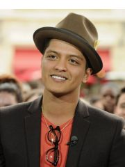 Bruno Mars Profile Photo