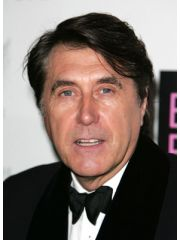 Bryan Ferry Profile Photo