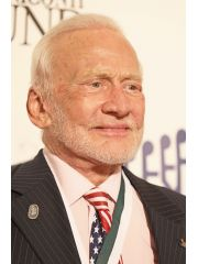 Buzz Aldrin Profile Photo