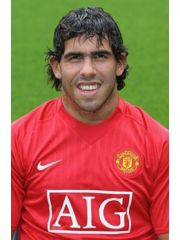 Carlos Tevez Profile Photo
