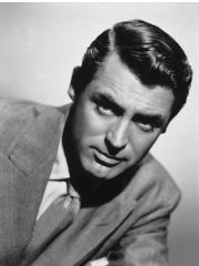 Cary Grant Profile Photo