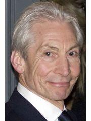 Charlie Watts Profile Photo