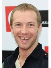 Chris Martin Profile Photo