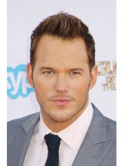 Chris Pratt Profile Photo