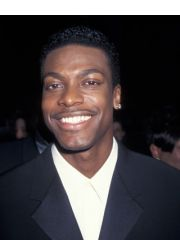 Chris Tucker Profile Photo