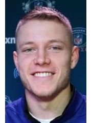 Christian McCaffrey Profile Photo