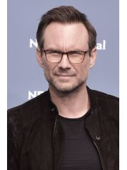Christian Slater Profile Photo