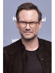 Christian Slater Profile Photo