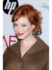 Christina Hendricks Profile Photo
