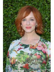 Christina Hendricks Profile Photo