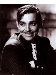 Clark Gable Profile Photo