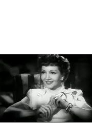 Claudette Colbert Profile Photo
