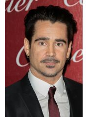 Colin Farrell Profile Photo