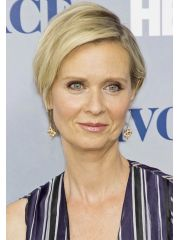 Cynthia Nixon Profile Photo