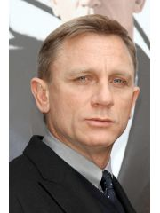 Daniel Craig Profile Photo
