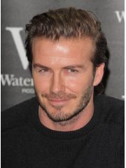 David Beckham Profile Photo