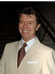 David Bowie Profile Photo