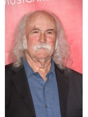 David Crosby Profile Photo