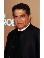 Deepak Chopra Profile Photo