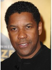 Denzel Washington Profile Photo