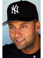 Derek Jeter Profile Photo