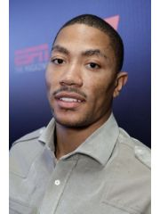 Derrick Rose Profile Photo
