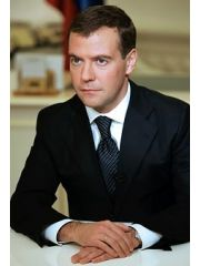 Dimitry Medvedev Profile Photo