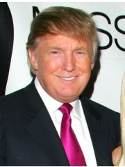 Donald Trump Profile Photo