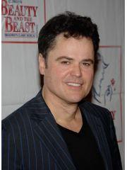 Donny Osmond Profile Photo