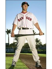Dustin Pedroia Profile Photo