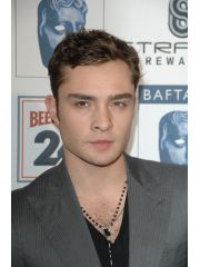 Ed Westwick Profile Photo