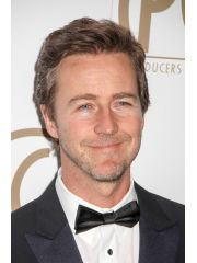 Edward Norton Profile Photo