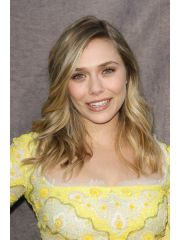 Elizabeth Olsen Profile Photo