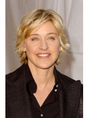 Ellen DeGeneres Profile Photo