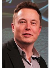 Elon Musk Profile Photo