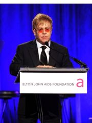 Elton John Profile Photo
