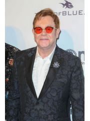 Elton John Profile Photo