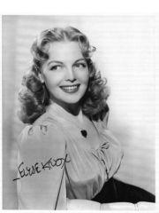 Elyse Knox Profile Photo