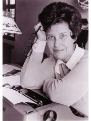 Erma Bombeck Profile Photo