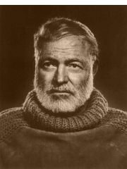 Ernest Hemingway Profile Photo