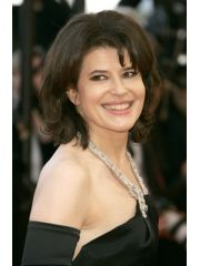 Fanny Ardant Profile Photo