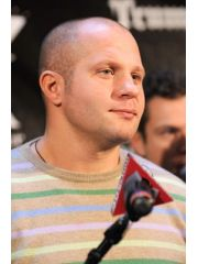 Fedor Emelianenko Profile Photo