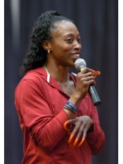 Gail Devers Profile Photo
