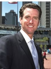Gavin Newsom Profile Photo