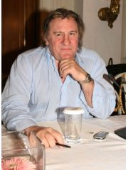 Gerard Depardieu Profile Photo