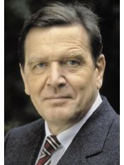 Gerhard Schroeder Profile Photo