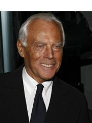 Giorgio Armani Profile Photo