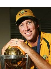 Glenn McGrath Profile Photo