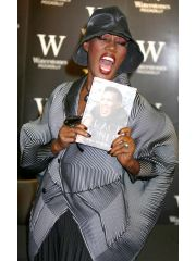 Grace Jones Profile Photo